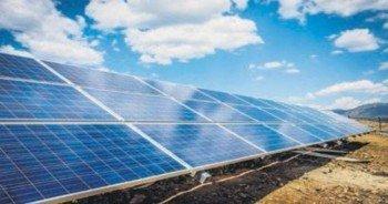 Tatvan'da 20 Dönümlük Alana Güneş Enerjısi Paneli